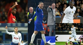 Real Madrid's incredible shortlist. Collage/BeSoccer