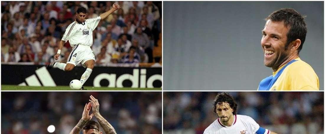 Sergio Ramos est en tête de ce classement. BeSoccer