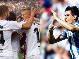 Deux clubs, un point en commun. BeSoccer