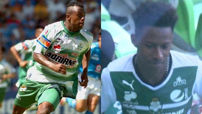 bcaac89be5d Pin Fabiano Robinho Benítez quiere hacerse un hueco en Santos. ClubSantos