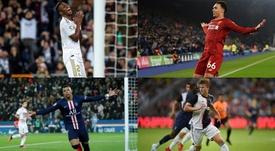 Os melhores do FIFA 20. EFE/AFP