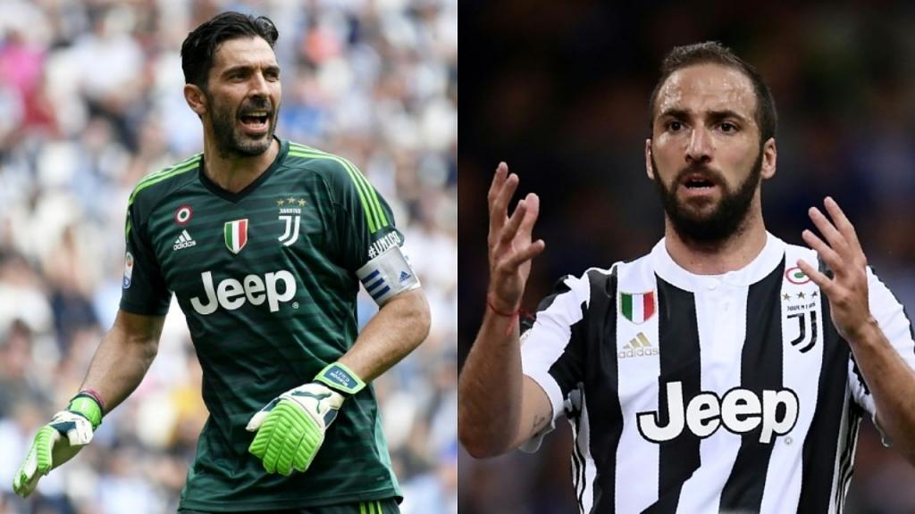 Higuaín volverá y Dybala seguirá en Juventus