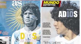 Portadas de la prensa deportiva del 26-11-20. MD/AS