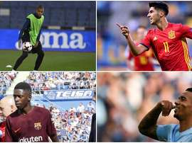 Asensio, Mbappé, Dembélé y Gabriel Jesus, entre los mejores jóvenes. BeSoccer