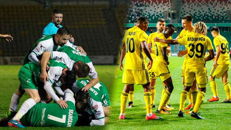 Teams like The New Saints and Sheriff Tiraspol play in league away from their homeland. BeSoccer