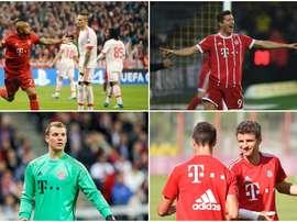 Le Bayern a de très grands joueurs. BeSoccer