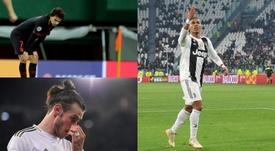 João Félix, Gareth Bale e Douglas Costa podem ser as alternativas para o ataque do United. AFP/EFE