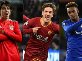 The 10 young players that will rule Europe. AFP