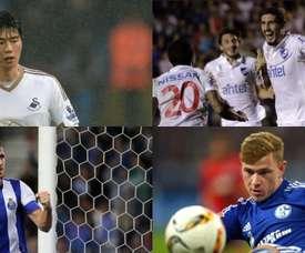 Estos cuatro jugadores están en la agenda del Milan. BeSoccer