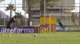 O futuro jogador do Real tem deslumbrado pela seleção brasileira. CBF_Futebol