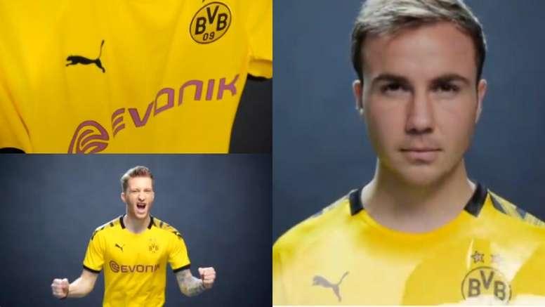 Dortmund Present Their Shirt For The 2019 20 Season Besoccer