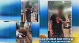 Más detalles sobre el escalofriante asesinato. Capturas/Tribuna da Massa