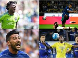 Martins, Pellè, Guarín, Ramires... son muchos los futbolistas que brillan en China. BeSoccer