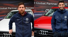Il Barça rompe con Audi e i giocatori dovranno restituire le auto. FCBarcelona
