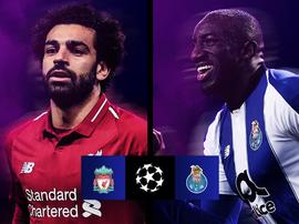 Liverpool-Porto. @ChampionsLeague
