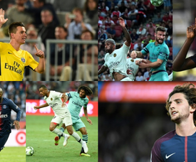 PSG 'forgotten' champions. BeSoccer/AFP