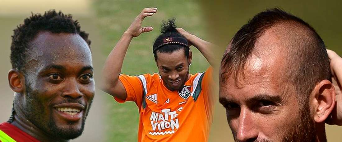 Michael Essien, Ronaldinho and Raul Meireles remain without a club. BeSoccer