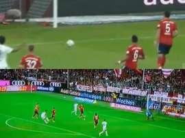 Kovac, contra las cuerdas. Collage/FoxSports
