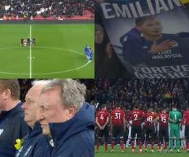 Um dia difícil no futebol inglês. Arsenal/Manchester United