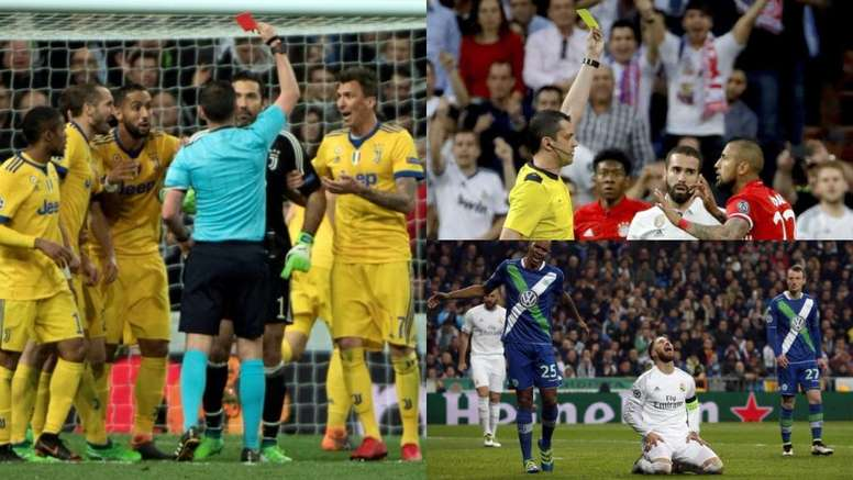 Real Madrid have had close calls in the quarter-finals of the Champions League. BeSoccer