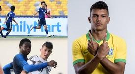 Les perles que le Barça va superviser lors du Mondial U17. CBF/AFC/LucienAgoume