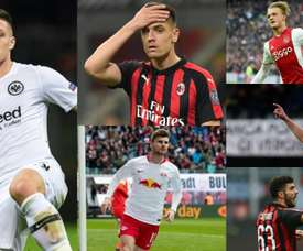 Real Madrid's search for a true number 9 is hottening up. BESOCCER