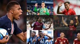 Les 10 prêts les plus chers de l'Histoire. Collage/AFP/EFE