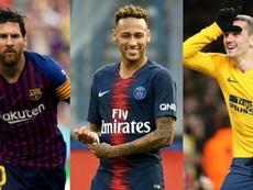 'El Mundo': Messi pide a Neymar y Griezmann sería la moneda de cambio