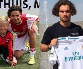 Peeters' career petered out when he left Ajax, Ajax/Voetbalzone