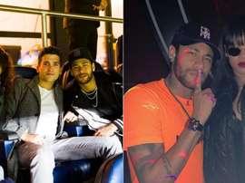 A volta do Neymar mais midiático. Instagram/neymarjr