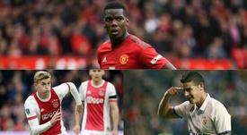 Pogba, De Ligt y James demuestran que Italia es una amenaza para Madrid, Barça y Atleti