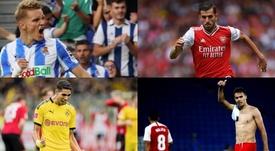 El Madrid se asegura el futuro.