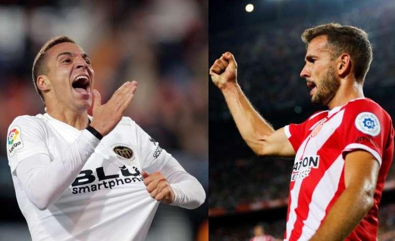 Fichajes y rumores del mercado: Rodrigo y Stuani, prioridades del Barcelona. EFE