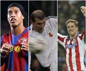 Ronaldinho, Zidane e Torres aparecem na letra desta curiosa música. BeSoccer