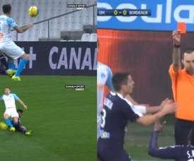 Y todavía protestó. Canal+Sport