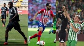 Vinicius, el más joven de Primera División. EFE/BeSoccer