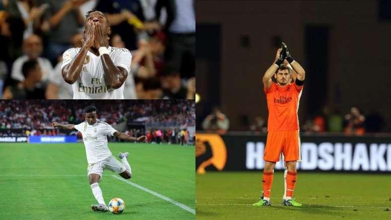 Os mais jovens que jogaram pelo Real Madrid na Champions. EFE