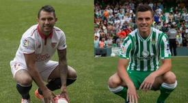 El Sevilla quería a Lo Celso... pero fichó a Walter Montoya. EFE