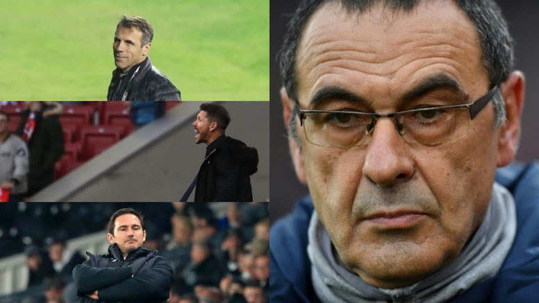 Les alternatives d'Abramovich. Collage/BeSoccer