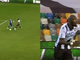 La rete di Fofana contro la Juventus. MovistarLigadeCampeones