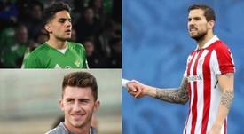 Le 'Blaugrana' ne reviendra pas en sélection. EFE/AFP