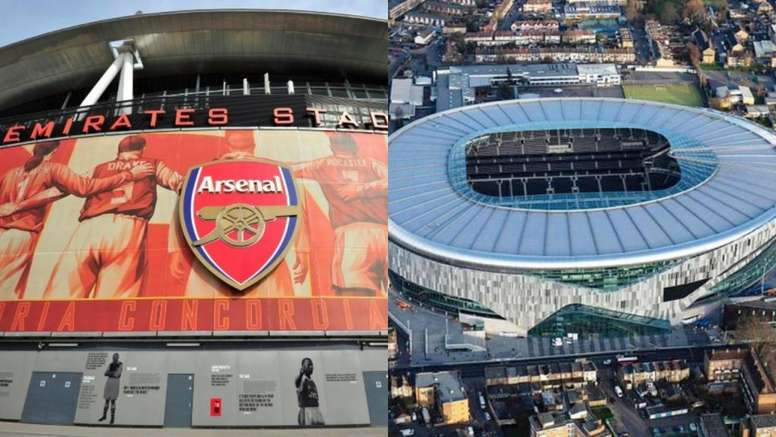 How Spurs Stadium Compares To Arsenal S Emirates Besoccer