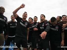 Colo Colo, campeón de la Supercopa de Chile. ColoColo