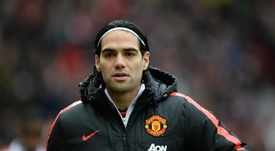 Finances of the move which saw Falcao join United have been called into question. AFP