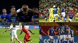 Sigue el directo de la jornada de la Copa Colombia. BeSoccer/EFE