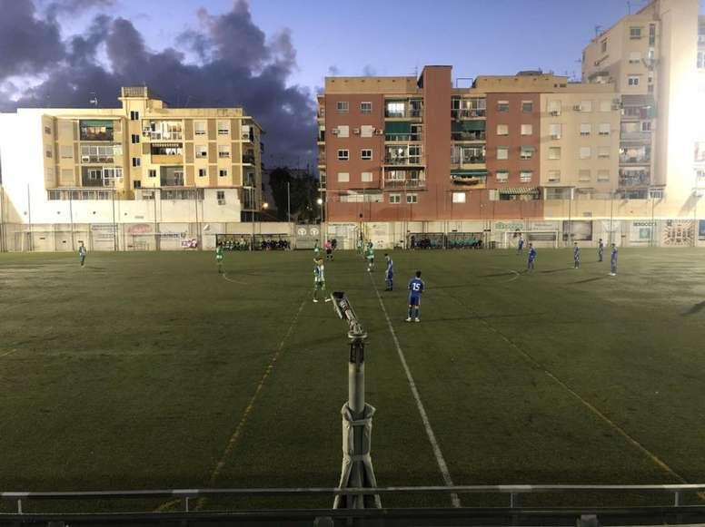 El Palo se deja dos puntos en San Ignacio. ElPaloFC