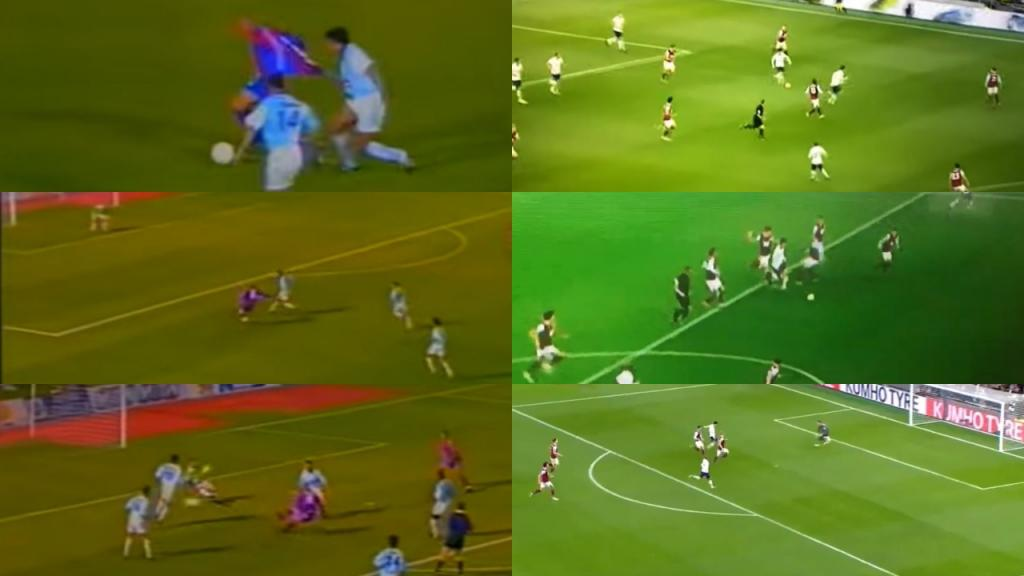 Heung-Min Son marca gol 'maradoniano' en victoria del Tottenham