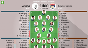 Compos Juventus - OL. BeSoccer