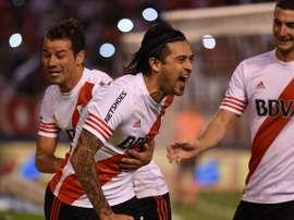 Cuatro años del gol de Pisculichi que le dio la Sudamericana a River. CARPoficial