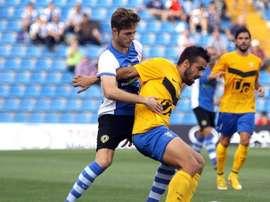 Connor jugará cedido la próxima temporada en La Roda. CFHércules